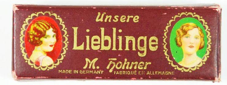 "WH/ Armónica ""Unsere Lieblinge"""