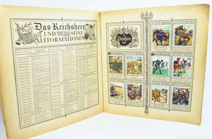 """Álbum """"Das Reichsheer und Seine Tradition"""""""