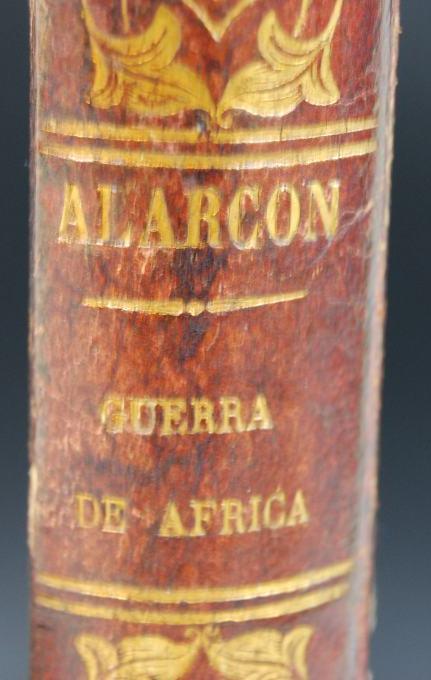 """Diario """"Guerra de África"""", Edición 1859"""
