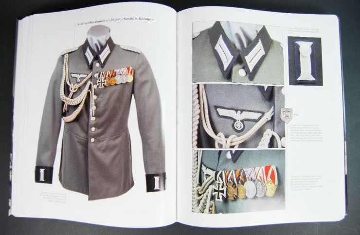 "Libro ""Waffenrock"""