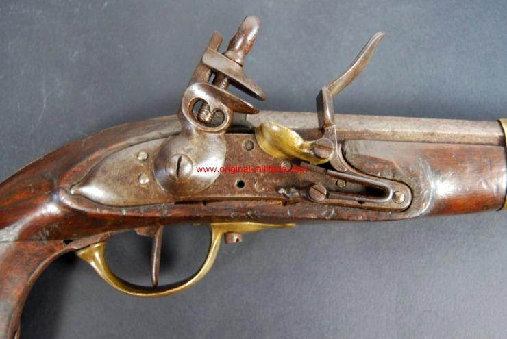 Pistola Española M1815