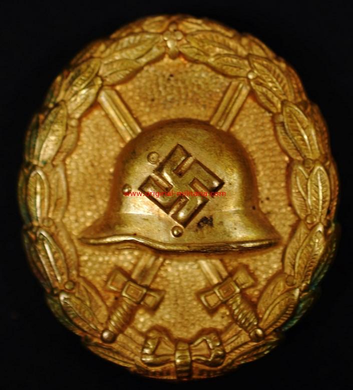 Legión Condor/ Distintivo de Herido en Oro