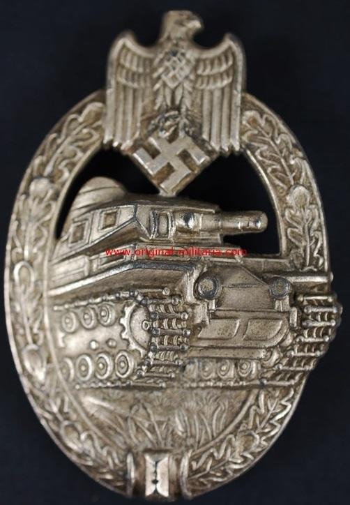 "Distintivo de Destructor de Tanques ""AS"""