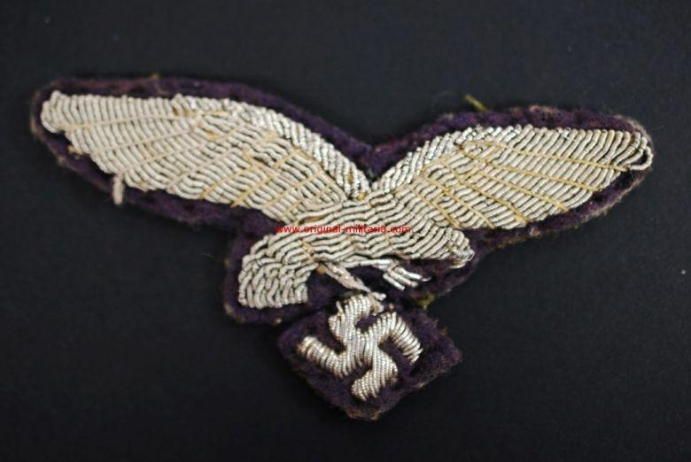 Águila 1er Modelo de Oficial de Luftwaffe para Uniforme