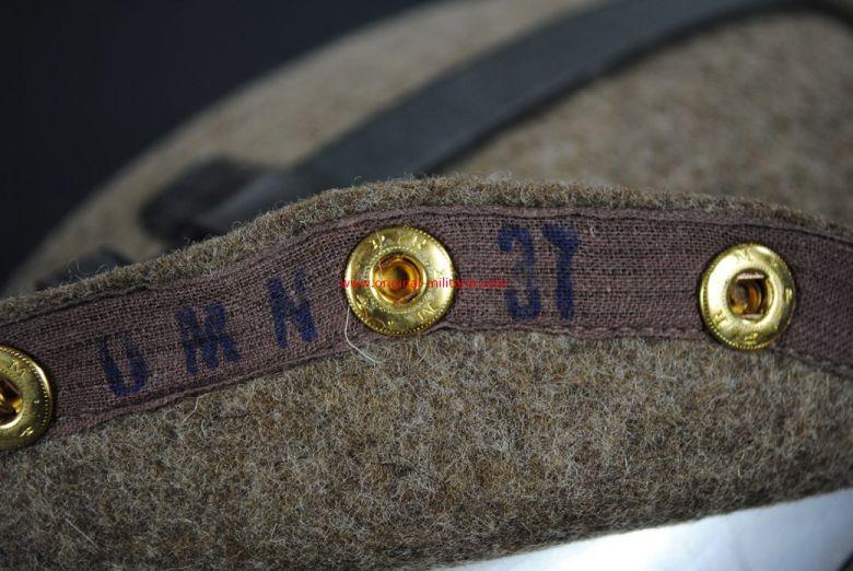 Legión Cóndor/ Cantimplora M31 del año 1937 en su Caja