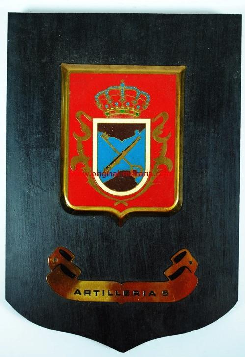 Metopa de Artillería nº 5