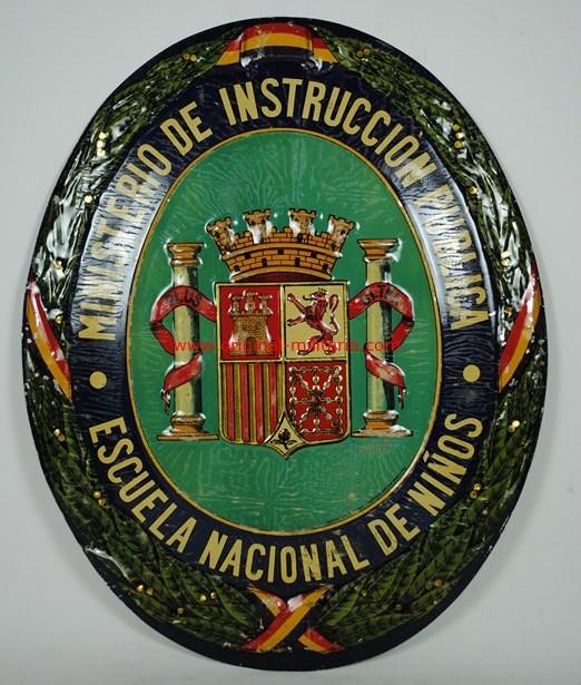 Chapa Litografiada de la República