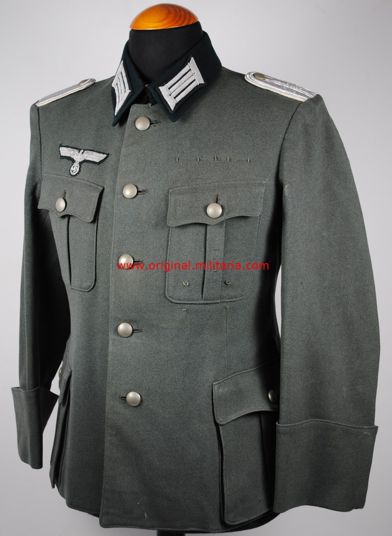 WH/ Guerrera para un Subteniente de Infantería