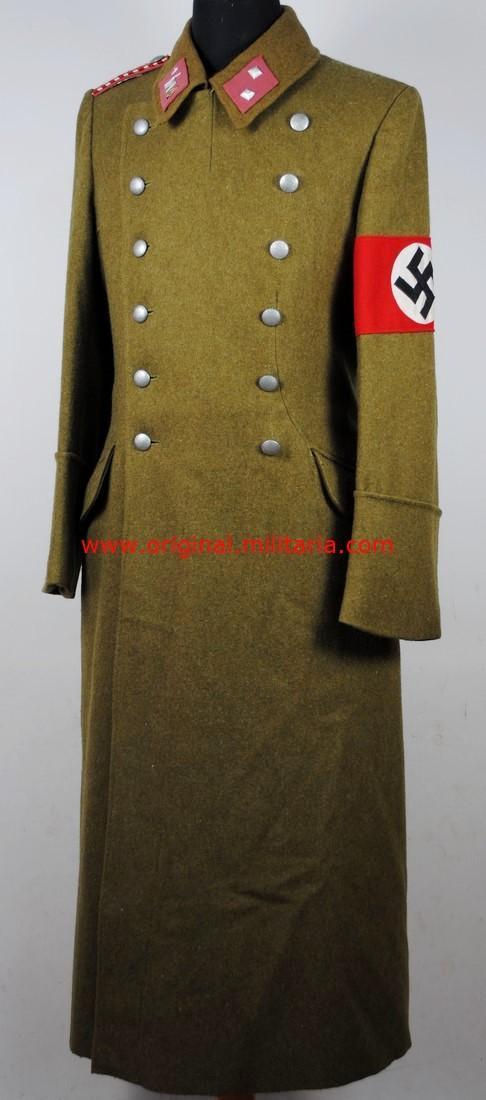 SA/ Abrigo de un Truppführer
