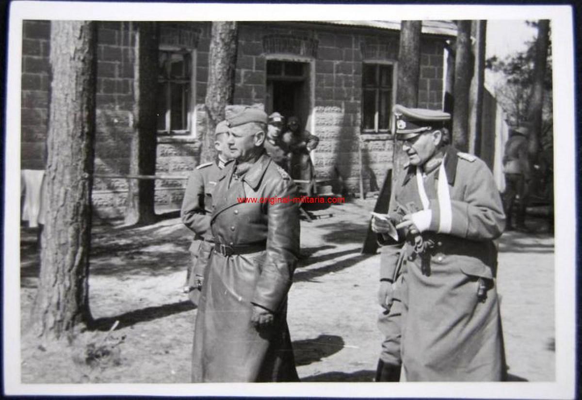 """Foto Original Privada del Mariscal de Campo """"Reicheanua"""""""