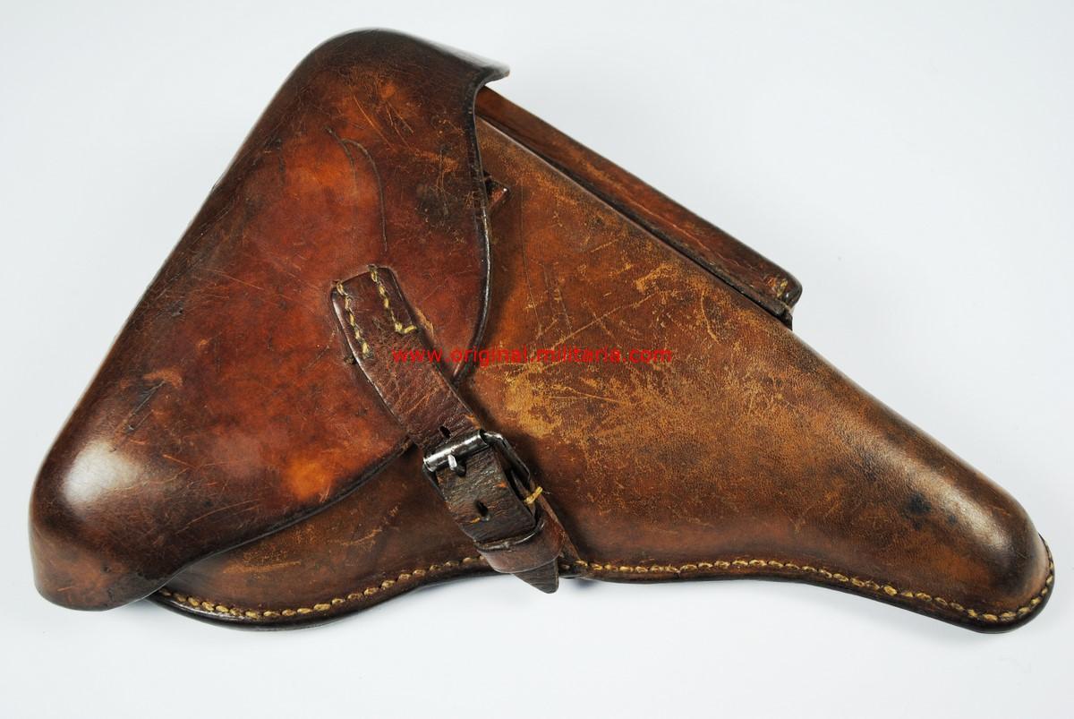 """WH/LW,  Funda de Pistola para la Luger de 1941 """"CEY"""""""