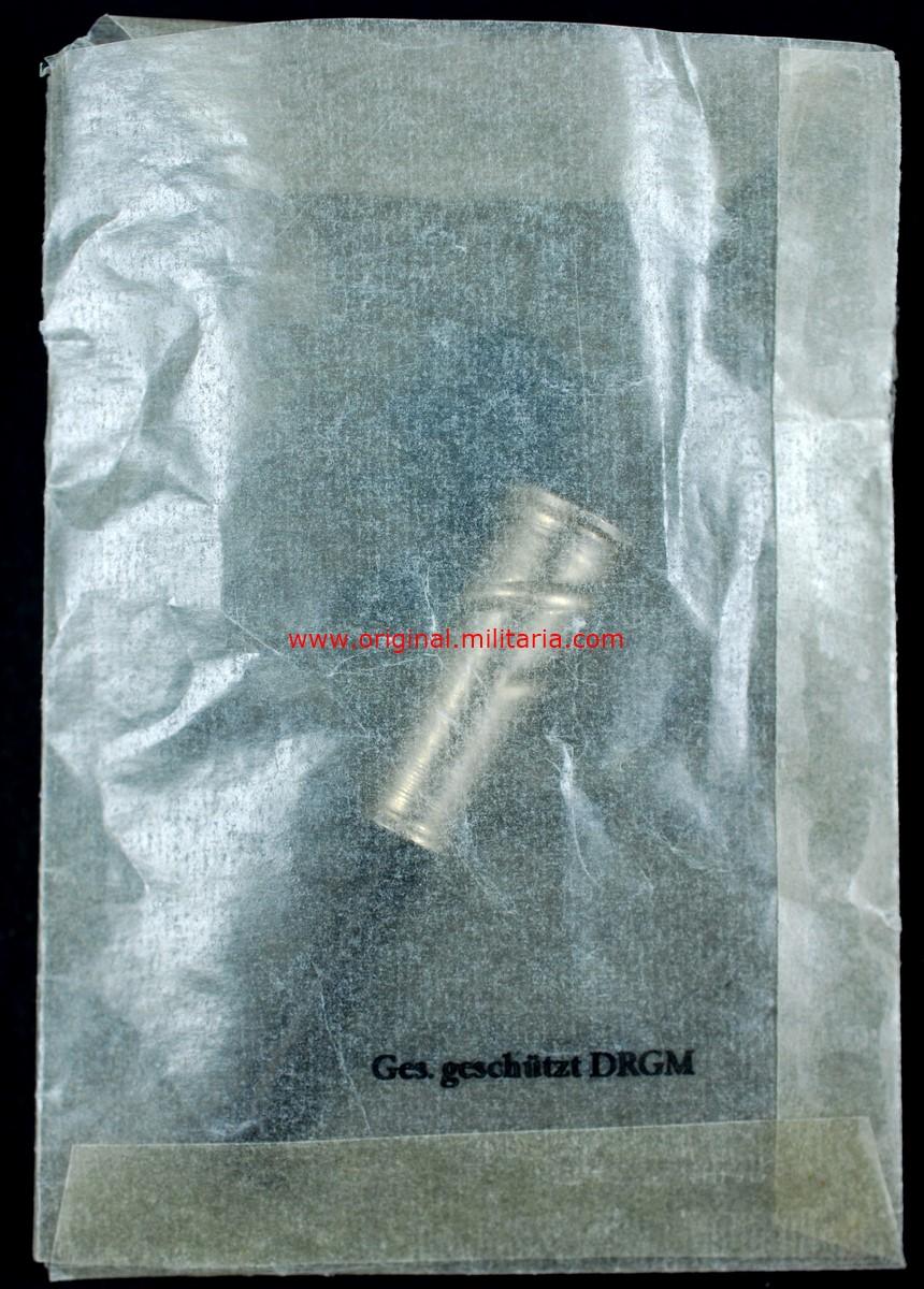 """WH/ Bolsa con Boquilla para Cigarrillo """"DRGM"""""""