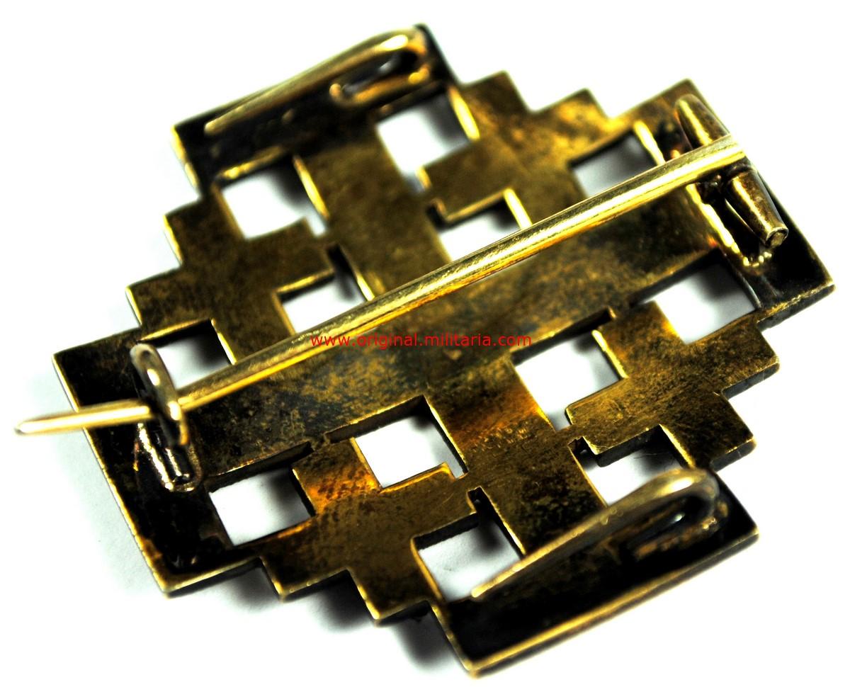 Gran Cruz de la Orden del Santo Sepulcro de Jerusálen