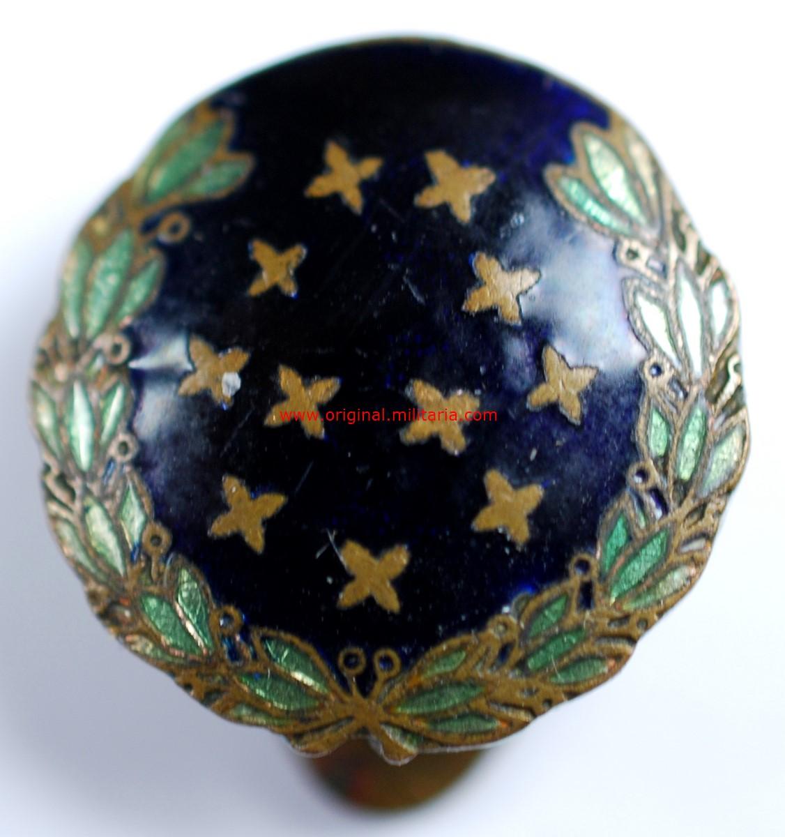 Miniatura de la Medalla de la Vieja Guardia
