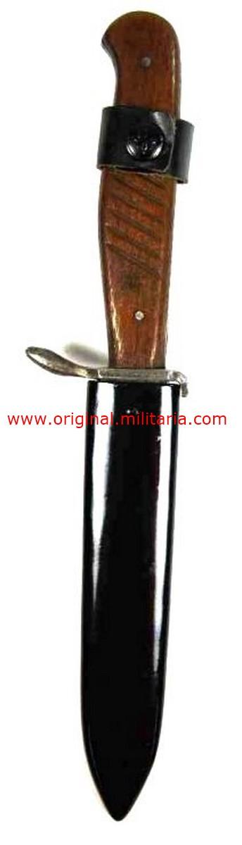 Cuchillo de Trinchera o Combate