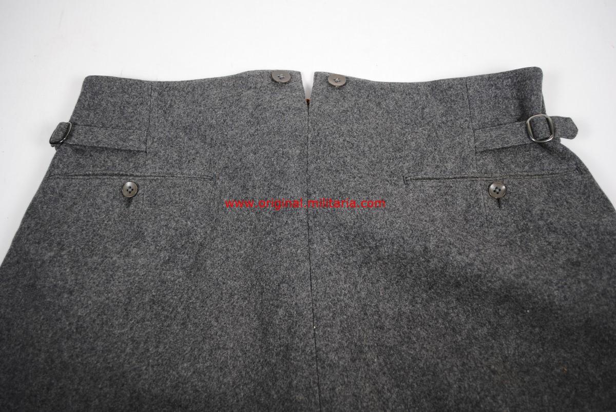 WH/HEER,  Pantalones de Montar para Oficiales y Suboficiales, 1941
