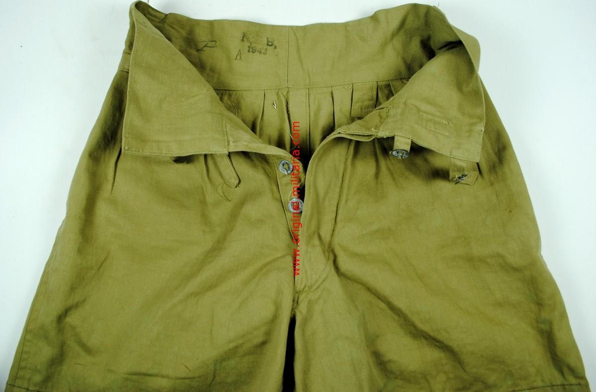 Pantalones Cortos Tropicales de la Commonwealth Británica