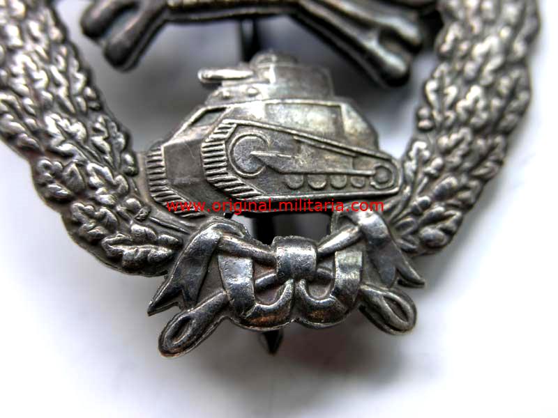 LC/ Distinción Carros de Combate 1936/39