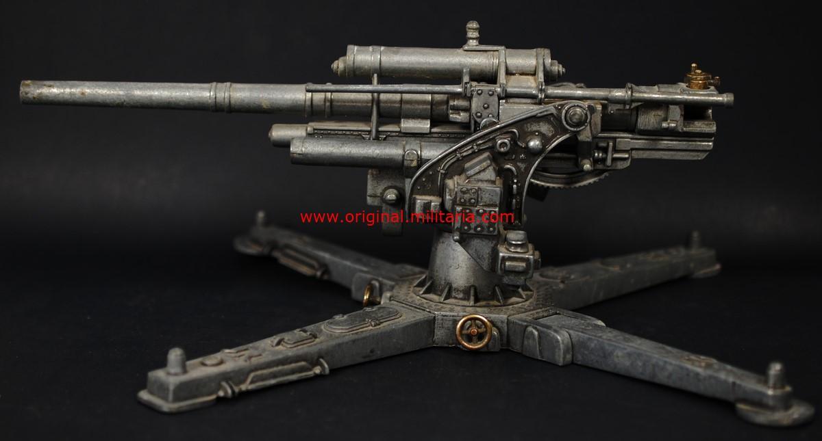 Cañón 88 mm de la FlaK