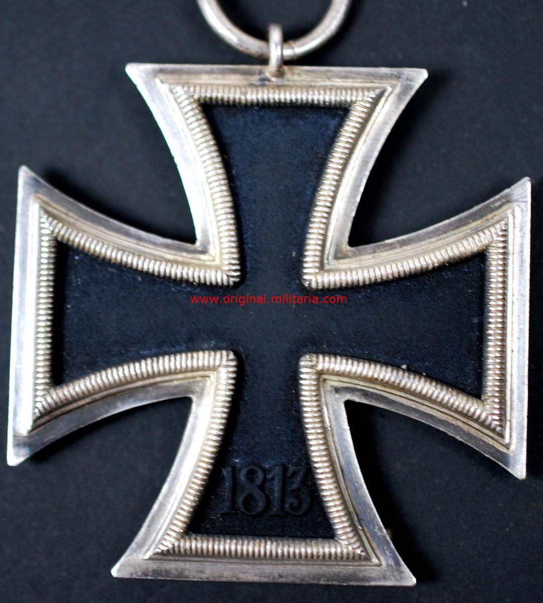 "Estuche ""LDO"" con EK2 1939 Tipo ""Wachtler & Lange, Mittweida"""