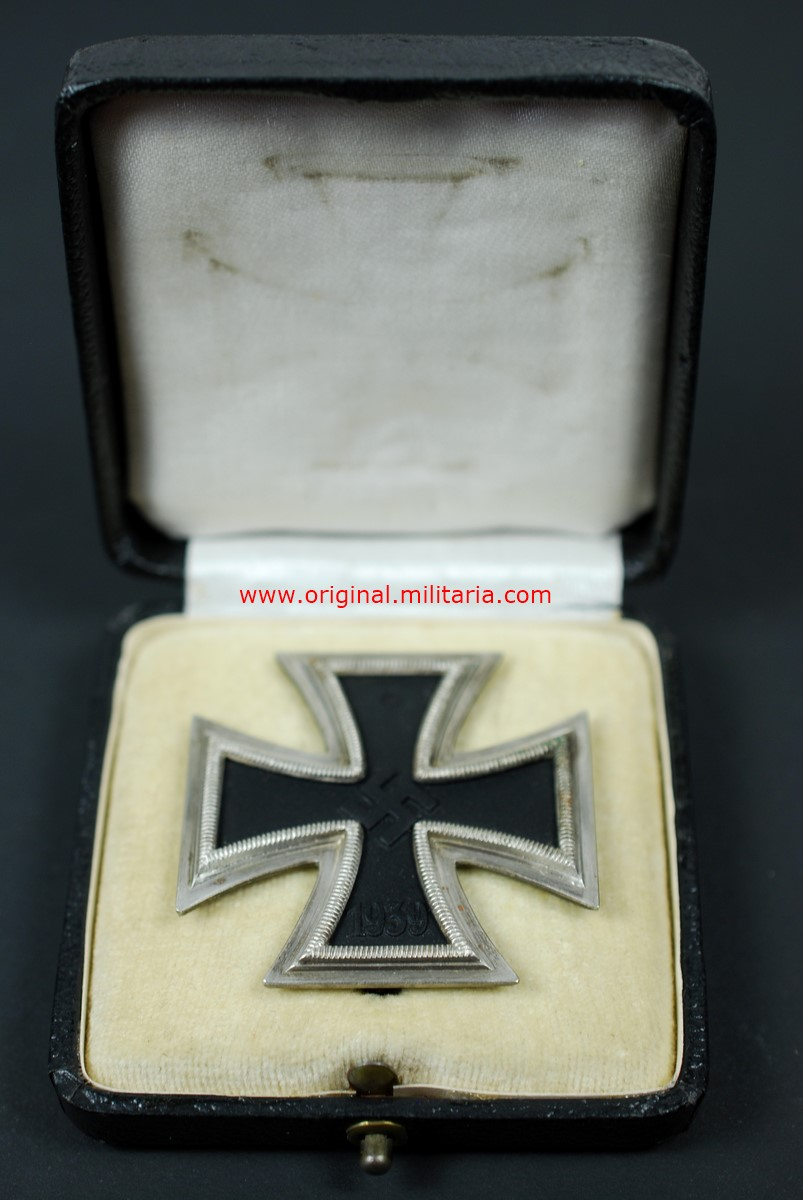 """Estuche con EK1 1939 Código """"1"""" para """"Deschler & Sohn - München"""""""