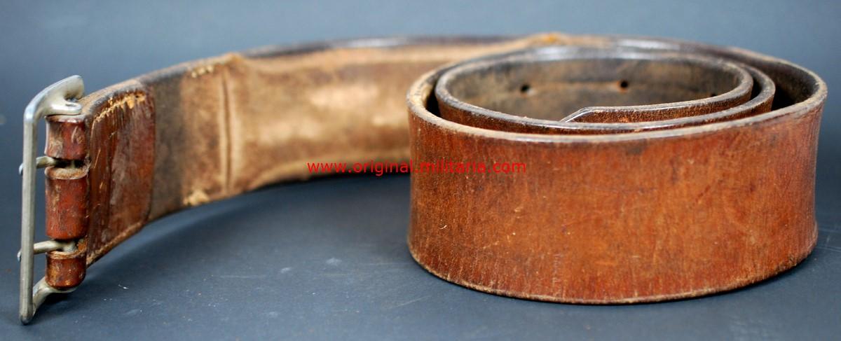 WH/LW Cinturón de Oficial