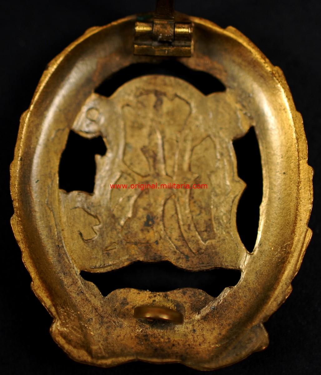 Distintivo de Deportes en Bronce DRL M1933-1937
