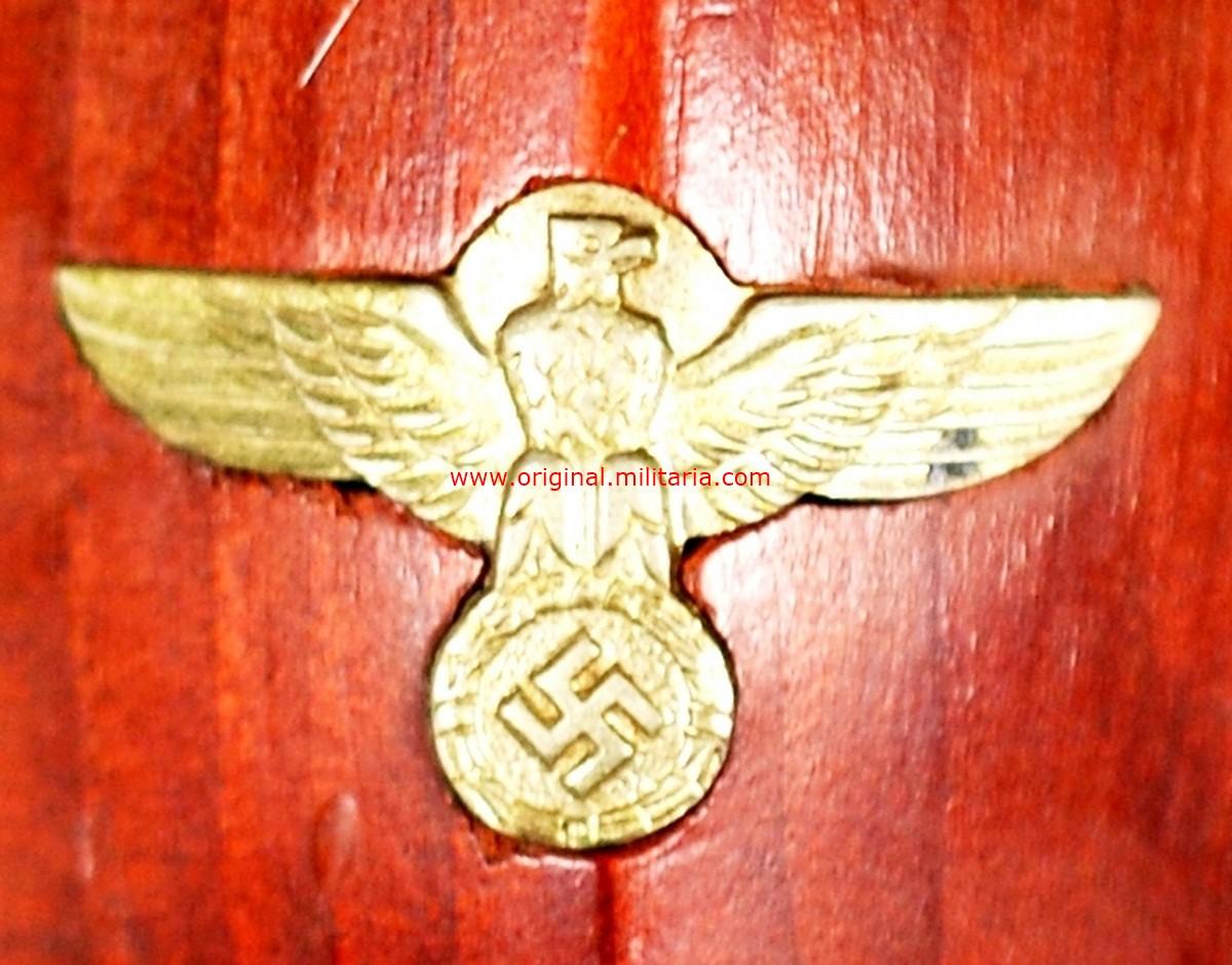 """SA, Daga Transicional M33 """"M7/66, 1938"""" de Eickorn, Variante águila Dorada"""