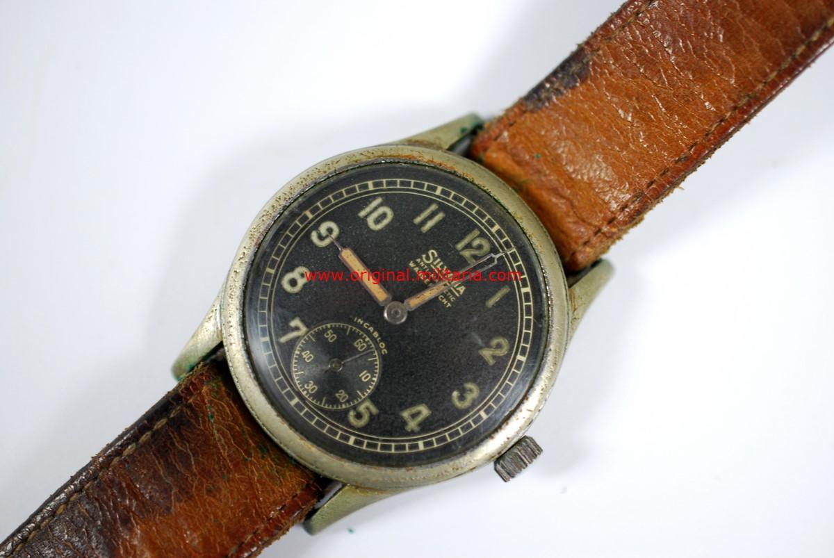 """WH/Heer, Reloj Mecánico de Dotación """"Silvana"""""""