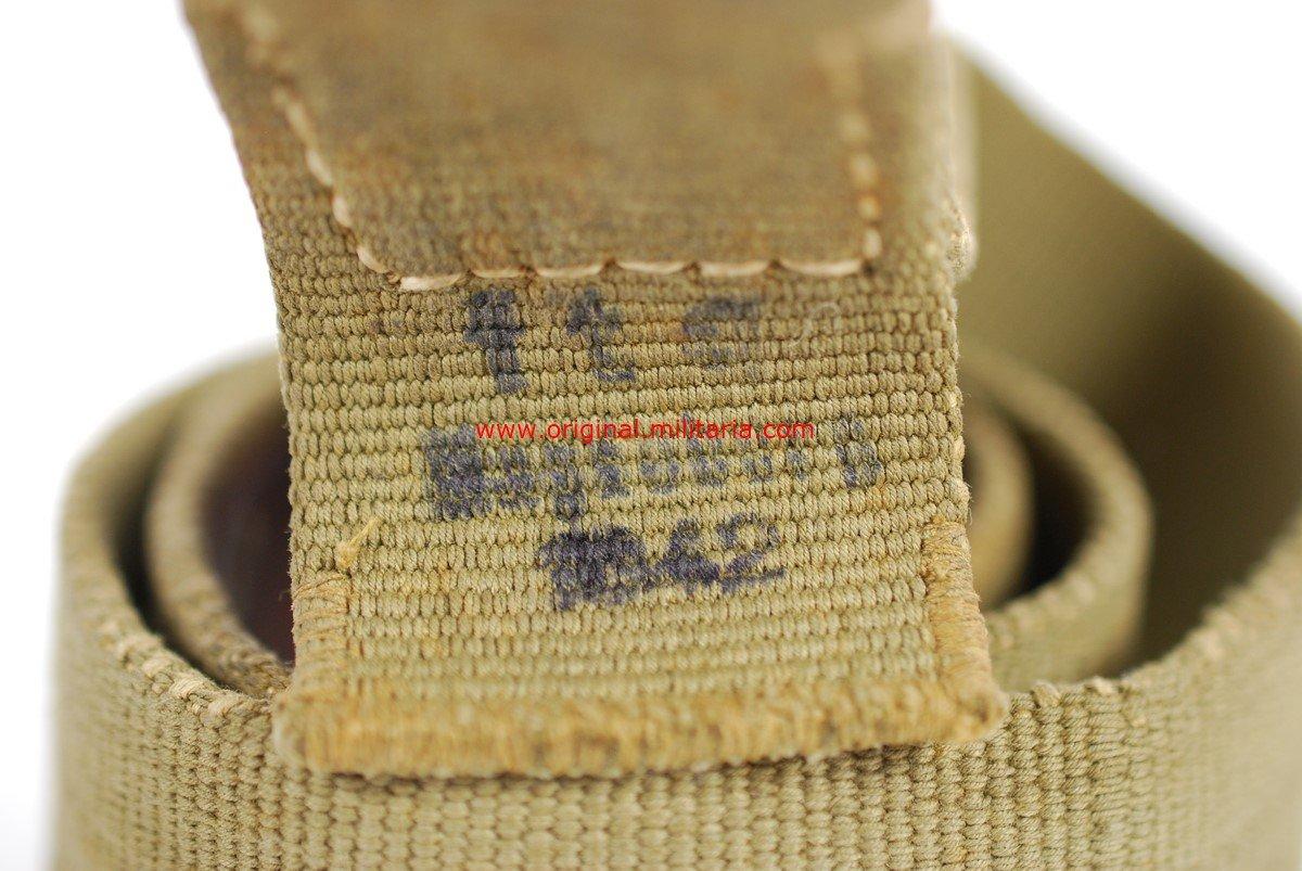 """DAK/ Cinturón de Tropa de """"1942"""""""