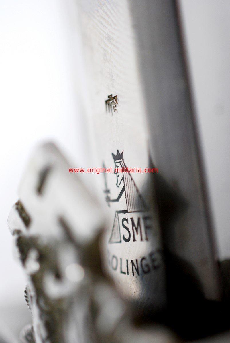 """LW/ Daga de Oficial de """"SMF"""""""