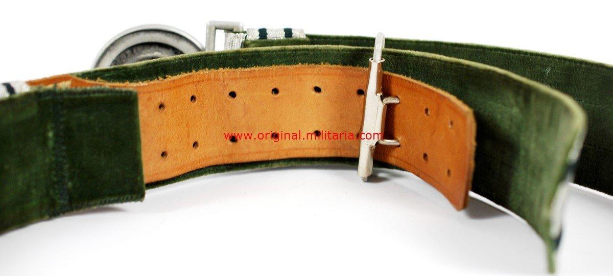 WH/ Cinturón de Gala de Oficial