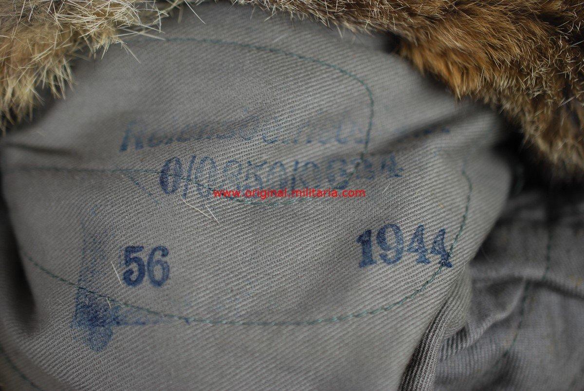 WH/ Gorro de Invierno de 1944