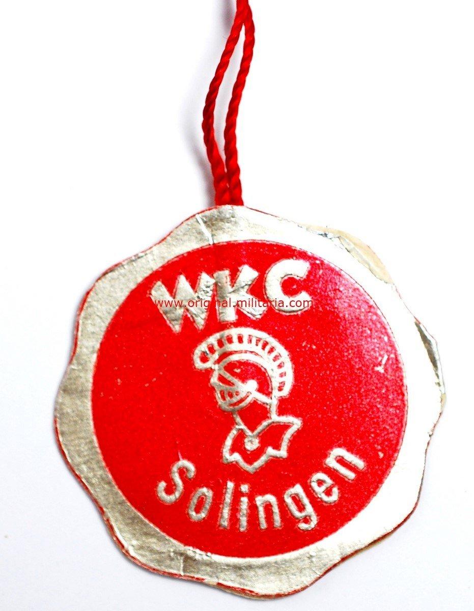 """WH/Heer  Sable Cabeza de León de Oficial, Modelo nº 1061 de """"WKC"""""""