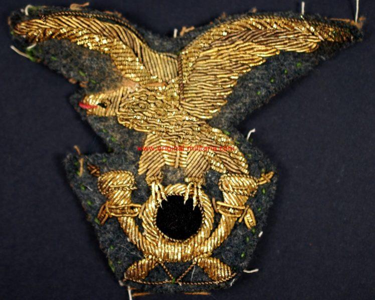 Insignia de Oficial de Infantería Alpina Italiana de Montaña