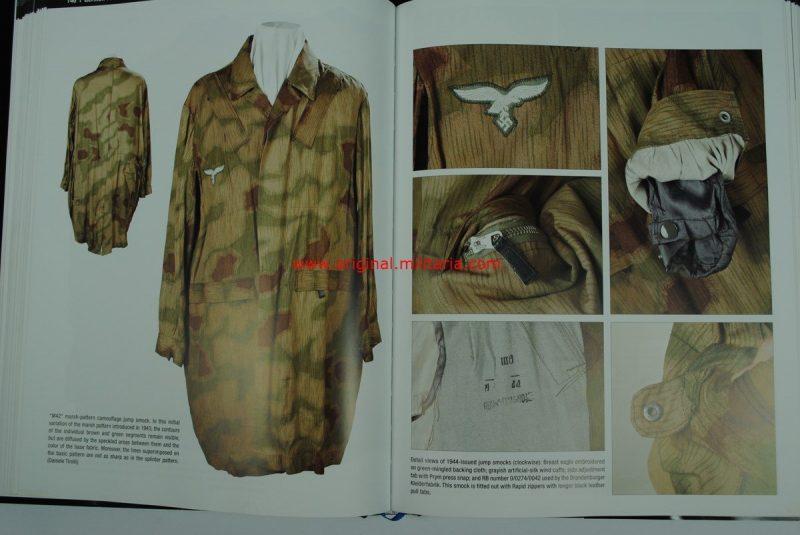 Libro German Paratroopers, Uniformes y equipamiento 1936-1945, Volumen I