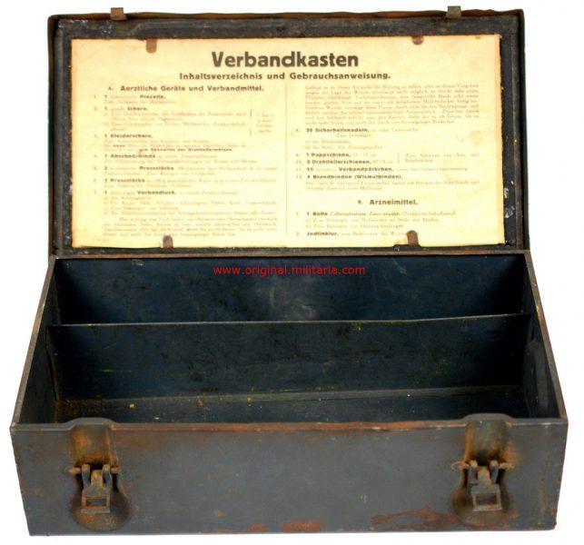 WH/LW Botiquín de Urgencias para Vehículos con Artículos de Veterinario