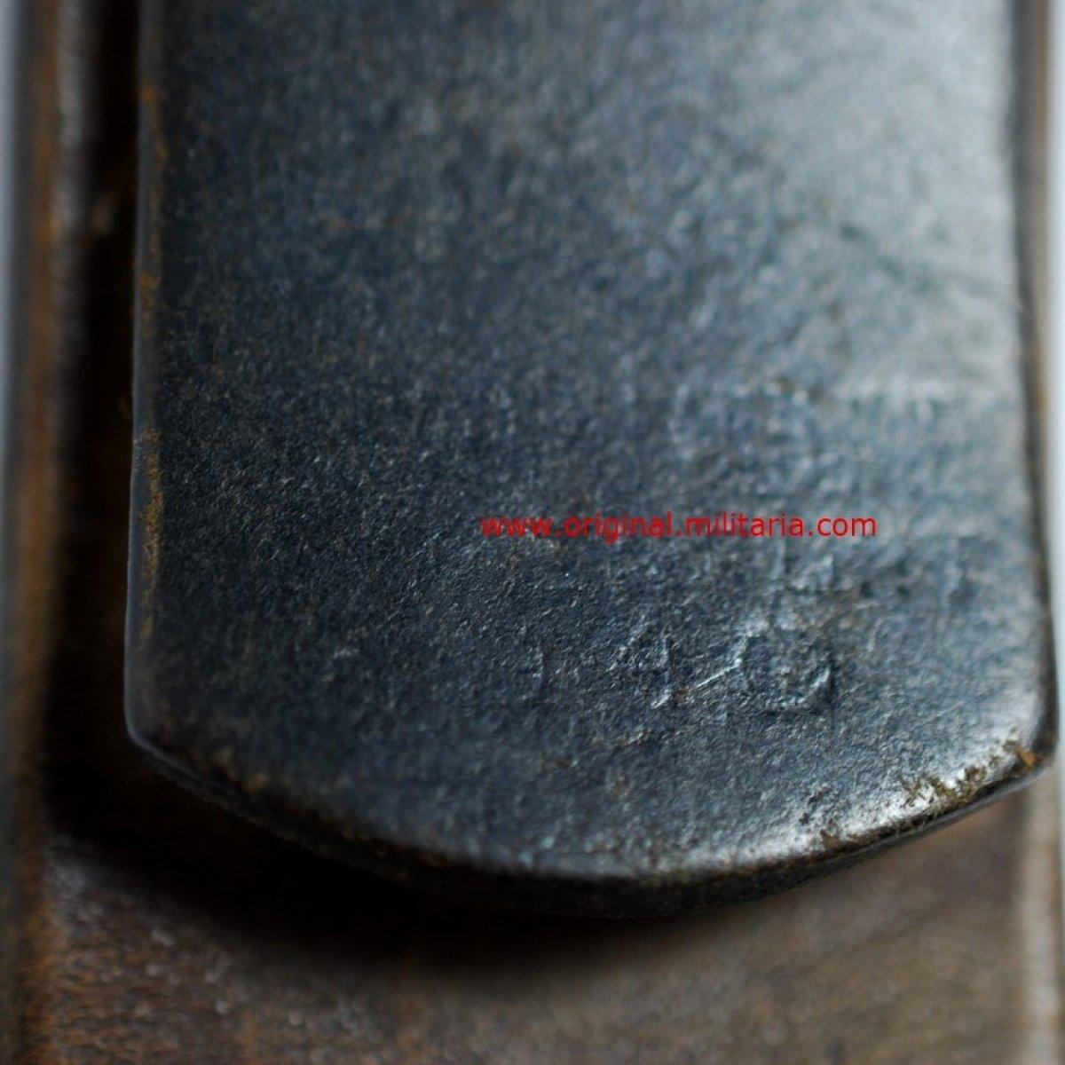 WH/ Cinturón de Combate Tropa y Suboficiales de 1940